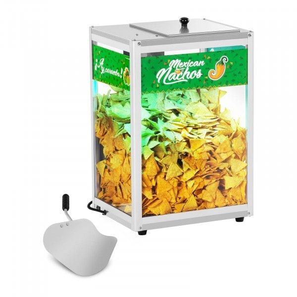 Calentador de nachos - 109 W - Iluminación LED