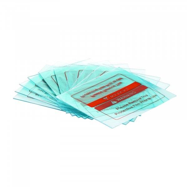 10 cubrefiltros de policarbonato exteriores - Constructor