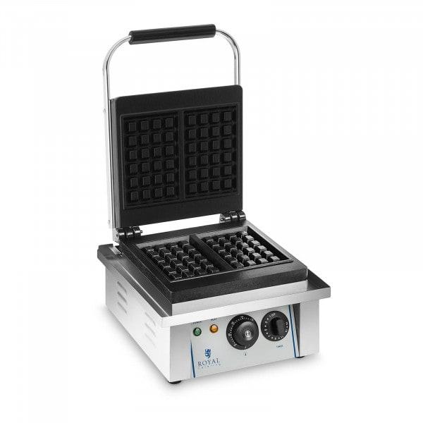 Gofrera - 2.000 watt - rectangular - 2.0