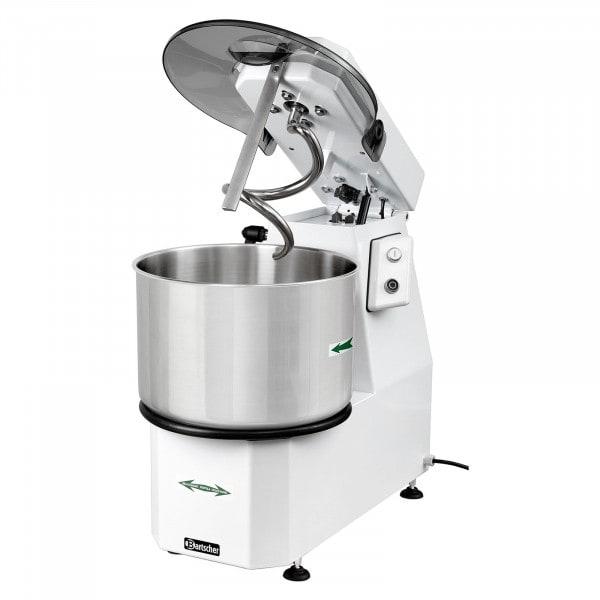 Gesamtansicht von Bartscher Teigknetmaschine 18 Kg - 22L