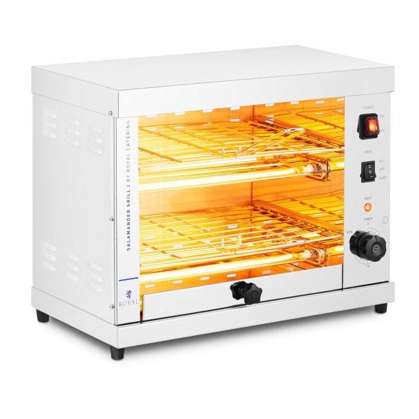 Salamandra para hostelería - 3.200 W - 65 - 200 °C