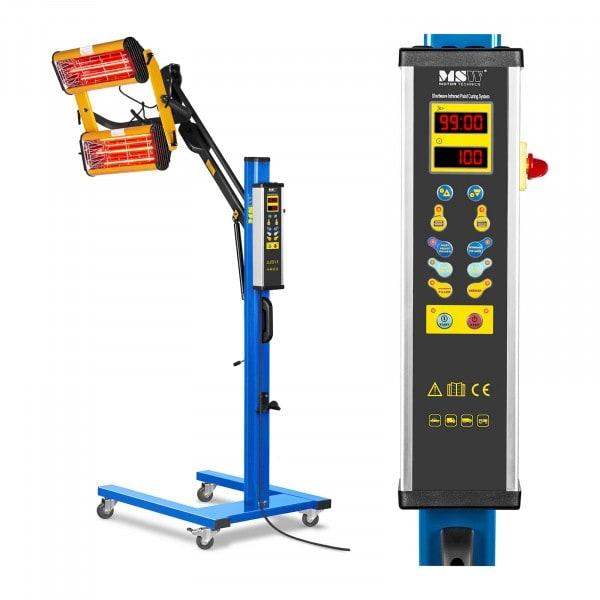 B-WARE Secador infrarrojos de la laca - 2.200 W - 2 lámparas