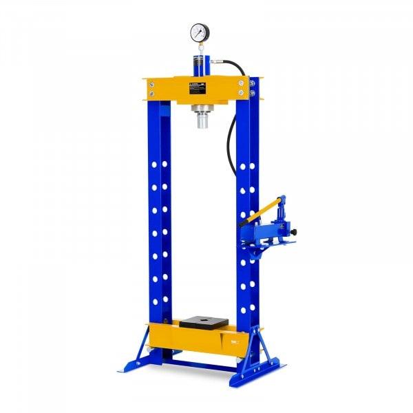 Prensa hidráulica de taller - 30 t de presión