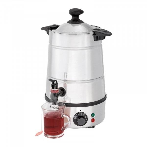 Dispensador de agua caliente Bartscher de 5L