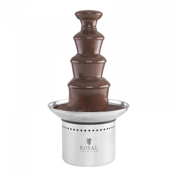 Fuente de chocolate eléctrica - 4 niveles - 6 kg