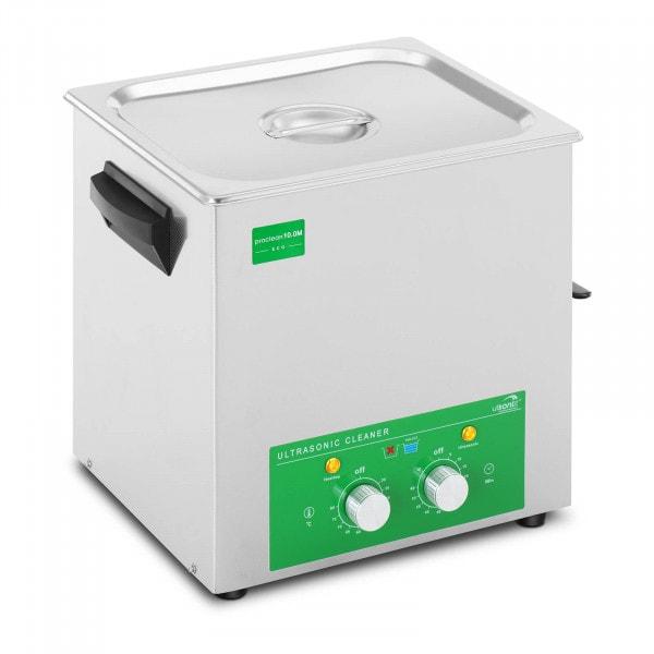Limpiador ultrasonidos - 10 litros - 180 W - Eco