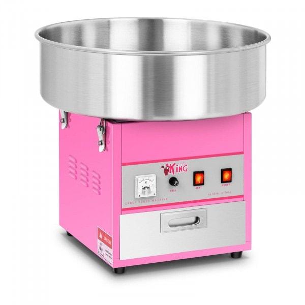 Máquina de algodón de azúcar - 52 cm - 1.200 watt