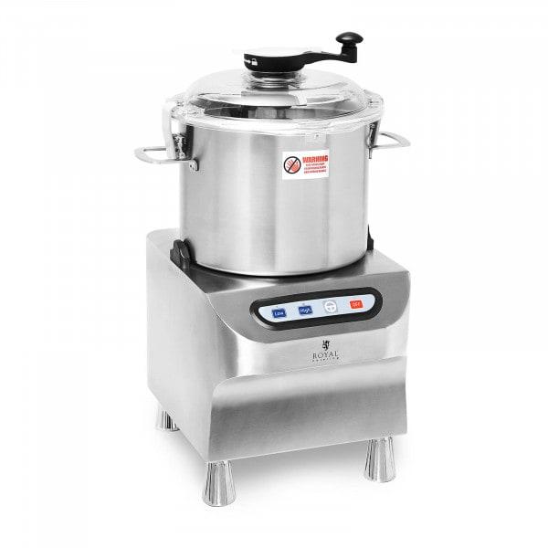 Trituradora de alimentos - 1500/2200 r.p.m. - Royal Catering - 12 L