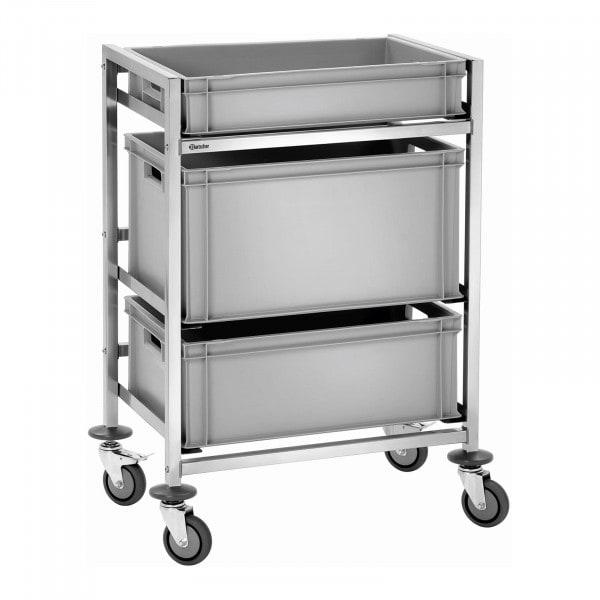 Carro de transporte de cajas Bartscher 3EB