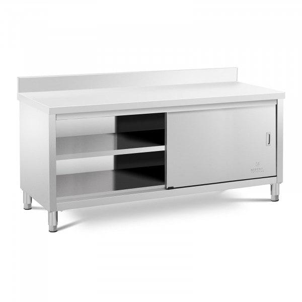 Mueble neutro - antisalpique - 200 x 60 cm - hasta 600 kg
