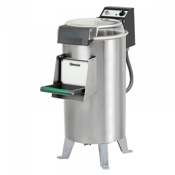 Gesamtansicht von Bartscher Kartoffelschälmaschine - 7,5 kg