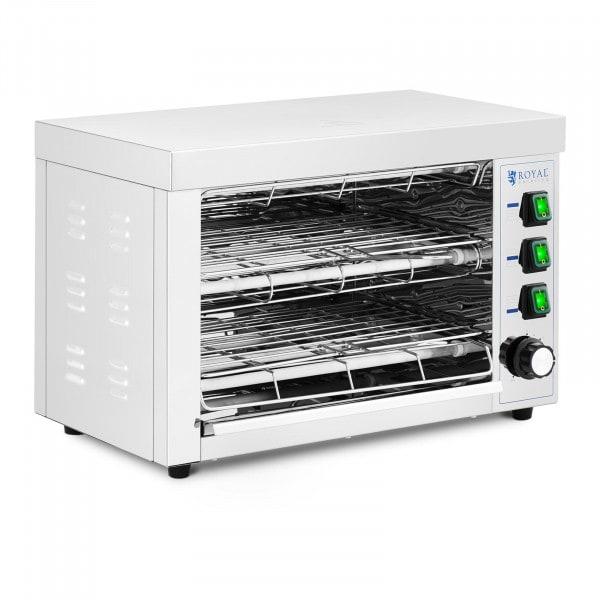 Salamandra para hostelería - 3.250 W - 50 - 300 °C